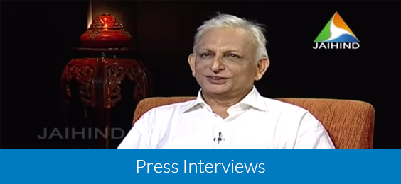 Press Interviews by Sri M