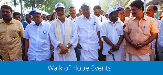 Walk of Hope Events