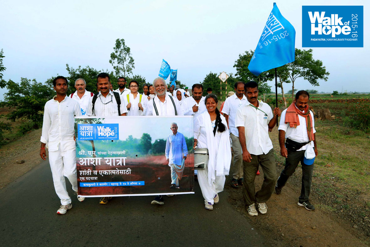 1.WOH-Day-185-saw-the-Padayatris-cope-with-one-of-the-coolest-of-mornings-so-far-in-Maharashtra,-Bugewadi-to-Hiwre-Bazar,-Ahmednagar,-Maharashtra)
