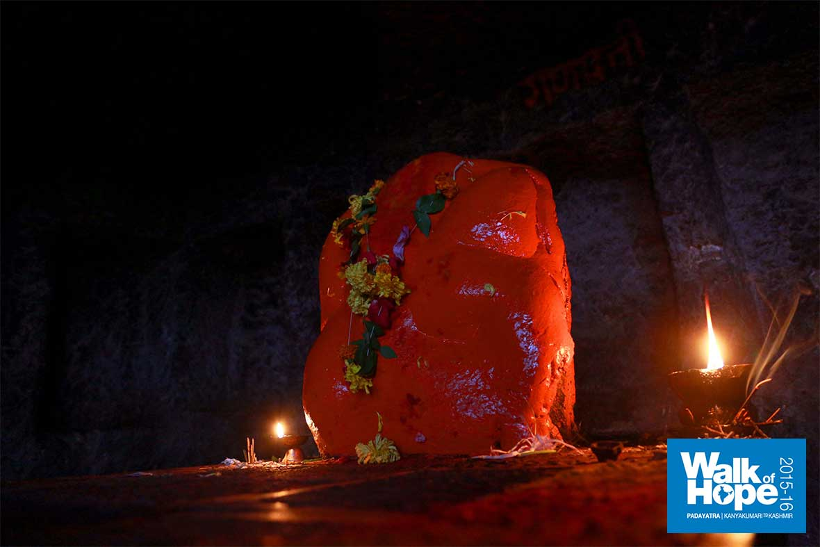 16.The-cave-with-the-Ganesha-idol,-Brahmagiri-hills,-Trimbakeswar,-Maharashtra