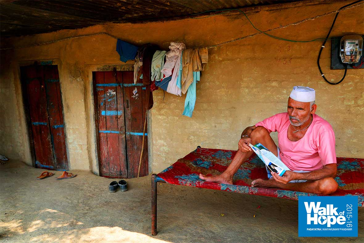14.Decades-old-wooden-doors-&-a-modern-electricity-meter!-a-study-in-contrast!!,-Sehore,-MP
