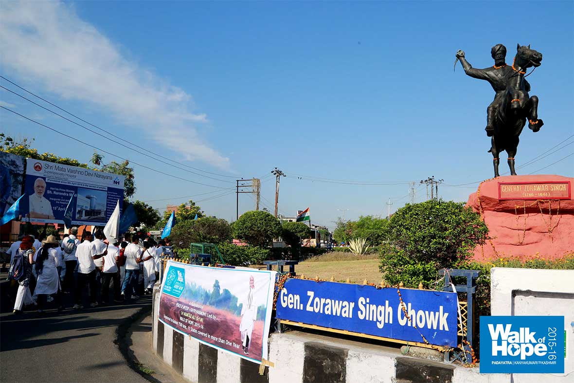 2.Around-General-Zorawar-Singh-Chowk,-Jammu,-J&K