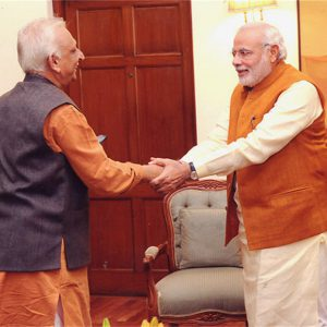 Meeting-the-Prime-Minister-of-India